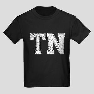 TN, Vintage Kids Dark T-Shirt