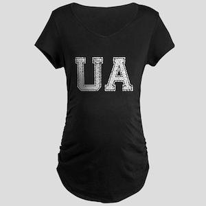 UA, Vintage Maternity Dark T-Shirt