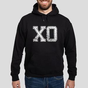XO, Vintage Hoodie (dark)
