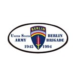 Berlin Brigade Gear Patch