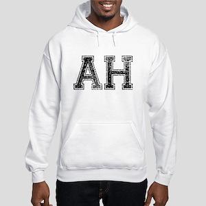 AH, Vintage Hooded Sweatshirt
