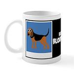 BUFORD BLOODHOUND W/BIO ON BACK Mug