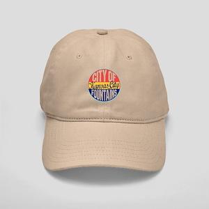Kansas City Vintage Label Cap