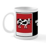 CHARLOTTE COW W/BIO ON BACK Mug