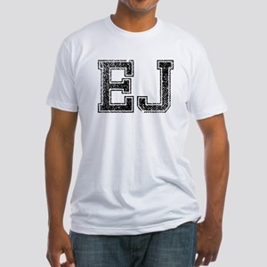 EJ, Vintage Fitted T-Shirt