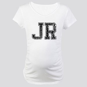 JR, Vintage Maternity T-Shirt