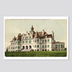 UW Administration Buildin Postcards (Package of 8)
