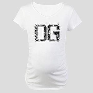 OG, Vintage Maternity T-Shirt
