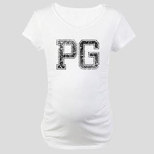 PG, Vintage Maternity T-Shirt