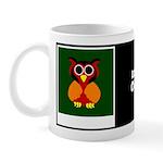 ROLO OWL W/BIO ON BACK Mug