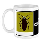 TED COCKROACH Mug