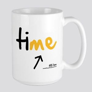 ME time Large Mug
