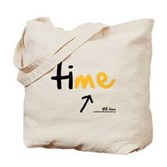 ME time Tote Bag