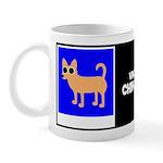 VINCENT CHIHUAHUA W/BIO ON BACK Mug