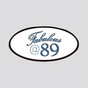 Fabulous at 89 Patches
