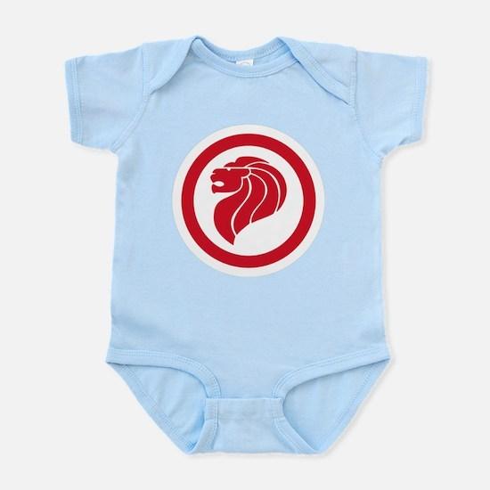 Singapore Lion Roundel Infant Bodysuit