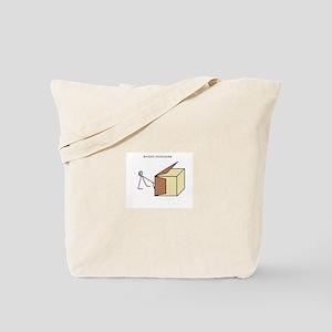 Basenji Nosework Tote Bag