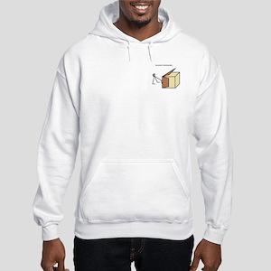 Basenji Nosework Hooded Sweatshirt
