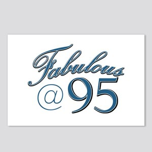 Fabulous at 95 Postcards (Package of 8)