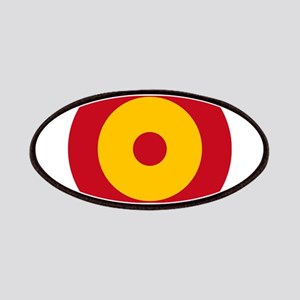 Spain Roundel Patches