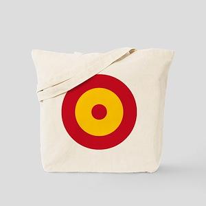 Spain Roundel Tote Bag