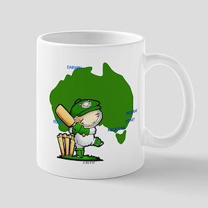 Australia Cricket Mug