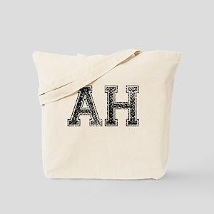AH, Vintage Tote Bag
