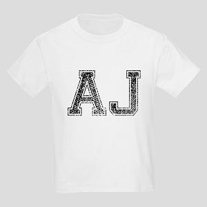 AJ, Vintage Kids Light T-Shirt
