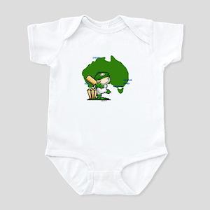Australia Cricket Infant Bodysuit