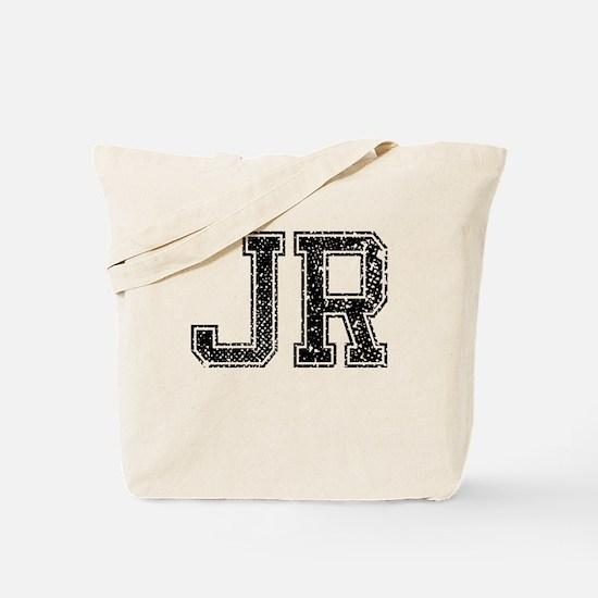 JR, Vintage Tote Bag