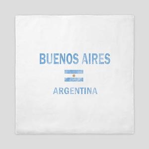 Buenos Aires, Argentina Designs Queen Duvet