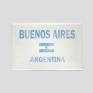 Buenos Aires, Argentina Designs Rectangle Magnet