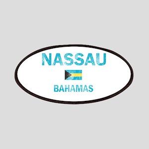 Nassau, Bahamas Designs Patches