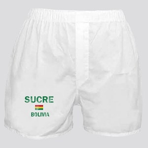 Sucre,Bolivia Designs Boxer Shorts