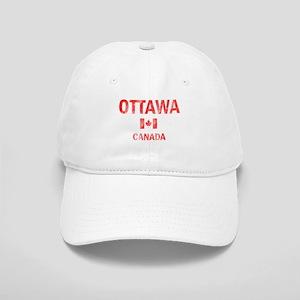 Ottawa Canada Designs Cap