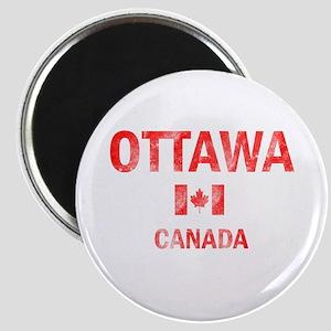 Ottawa Canada Designs Magnet