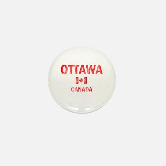 Ottawa Canada Designs Mini Button