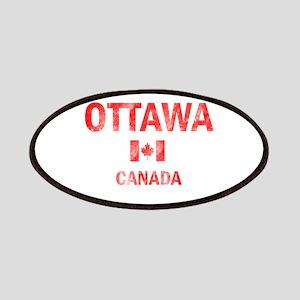 Ottawa Canada Designs Patches