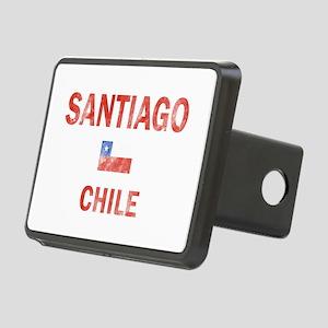 Santiago Chile Designs Rectangular Hitch Cover