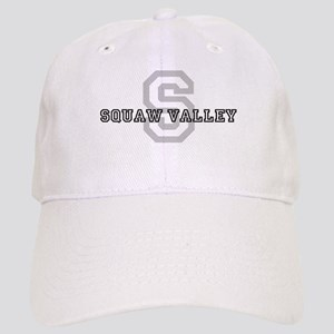 Squaw Valley (Big Letter) Cap