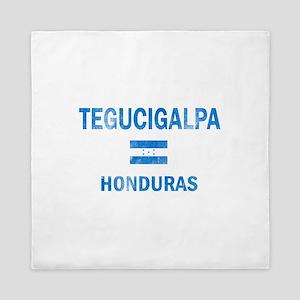 Tegucigalpa Honduras Designs Queen Duvet