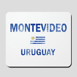 Montevideo Uruguay Designs Mousepad
