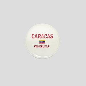 Caracas Venezuela Designs Mini Button
