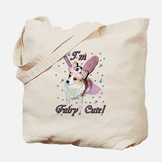 I'm Fairy Cute! Tote Bag