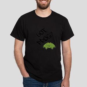 got frog 1st Dark T-Shirt