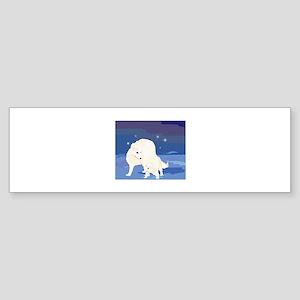 Wolves Sticker (Bumper)