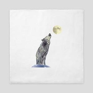 Howling Wolf Queen Duvet