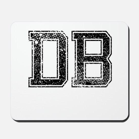 DB, Vintage Mousepad