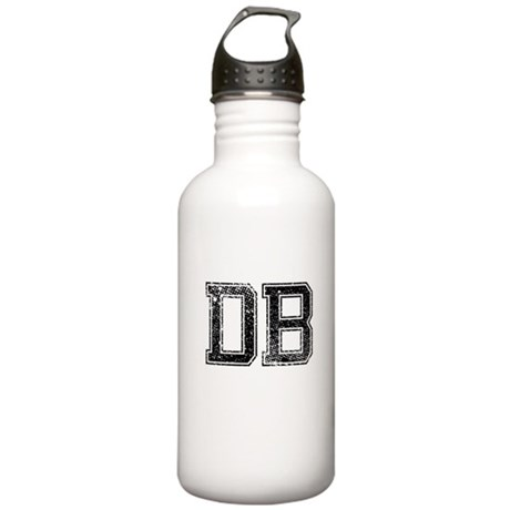 DB, Vintage Stainless Water Bottle 1.0L