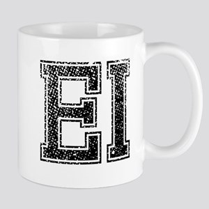EI, Vintage Mug